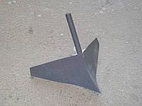 """Треугольный плуг для окучника """"Гном"""""""