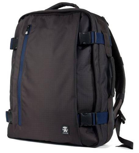 Практичный рюкзак 40 л. Track Jack Board Backpack Crumpler TJBBP-003 черный