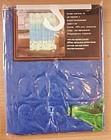 Шторка для ванной и душа тканевая 180 см х 180 см
