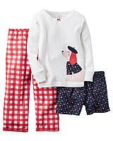 """Детская пижама """"Собачка"""" Carters"""