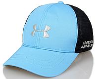 Летние бейсболки Under Armour - унисекс. Удобный головной убор. Оригинальная, модная кепка. Код: КДН140