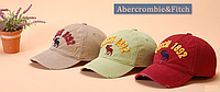 Бейсболки ABERCROMBIE & FITCH. Оригинальный дизайн. Лучшее качество. Доступные цены. Купить кепку. Код: КДН142
