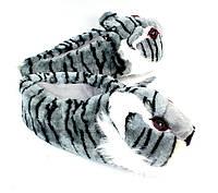 Тапочки Tygrysy Black