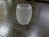 Сменная колба для Griffin овальная (поликарбонат) - прозрачная