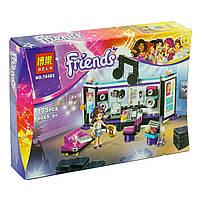 """Конструктор Bela Friends """"Студия звукозаписи"""" арт. 10403 (аналог Лего 41103)"""