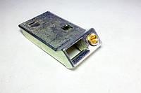 """Планка замка багажника с латунной втулкой (1103-6306120) ЗАЗ-1103 """"Славута"""""""
