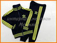 Костюм спортивный для детей Адидас с полосками | Adidas