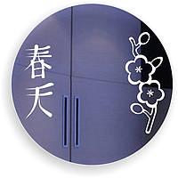 """Зеркало с подсветкой в ванную """"Сакура """""""