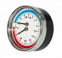 Термоманометр фронтальный ф.63 ASCO