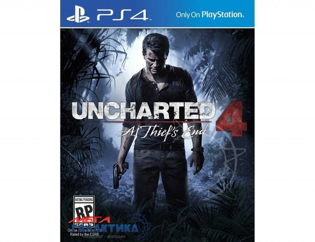 Uncharted 4: Путь вора, эксклюзив, только у нас!