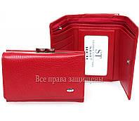 Красный кошелек Sergio Torretti для женщин