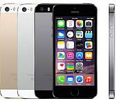 Китайский смартфон iPhone 5S,4х- ядерный,1 sim, Android 4.2.2,мощная камера 8 Мп, 4 Гб памяти.