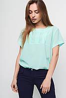 Шифоновая летняя женская блузка