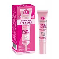 Dermacol Pearl Elixir Крем для век для сияющей кожи с экстрактом жемчуга Multi-Active