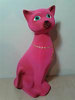 Копилка Флок:  Кошка Яша 37 см.