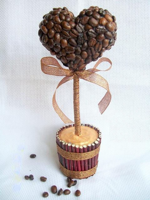 Поделки из кофе своими руками с фото
