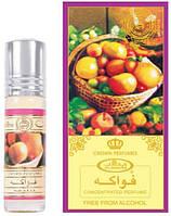 Арабские масляные духи Fruit Al-Rehab 6 мл