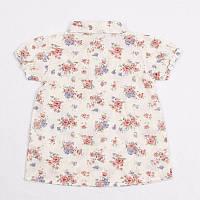 Детская легкая блузка для девочки на лето