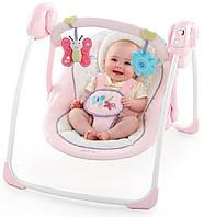 Детские качели, кресло-качель Bright Starts Comfort & Harmony