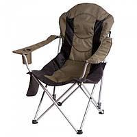 Кресло «Директор» зеленое