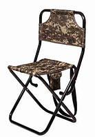 """Кресло складное, стул туристический со спинкой """"Богатырь"""""""