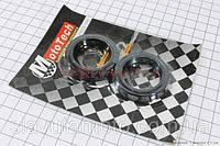 Сальник 31*43*10 - передних амортизаторов к-кт 2шт (Mototech)