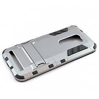 "Чехол накладка для Asus Zenfone 2 ZE500CL 5.0"" темно серый"
