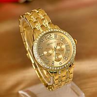 Часы GENEVA GOLD Swarowski Paidu