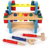 Деревянная игрушка Верстак №1