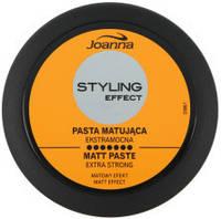 Паста матирующая для стайлинга Matt paste extra strong