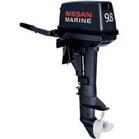 Двухтактный лодочный мотор Nissan NS   9.8 B - NISSAN-NS9-8-B