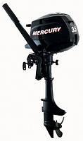Лодочный мотор Mercury F   3.5 M - MERCURY_F3_5