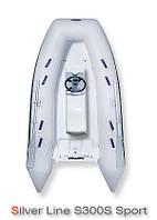 Надувная лодка Grand Marine SILVER LINE Tenders S300S Sport с жестким корпусом (RIB) - GRAND-S300S