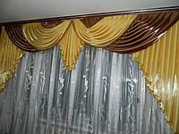 Ламбрекен для зала