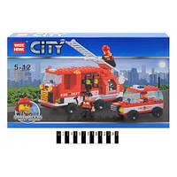 Конструктор CITY  Пожарная техника 227 дет. 89006