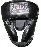 Шлем для боевых искусств Boxing с усиленной защитой