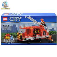Конструктор CITY  Пожарная машина 171 дет. 89004