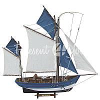 Морской сувенир корабль Sea Club, L-64 см., h-50 cм.
