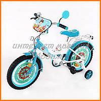 Велосипед двухколесный Tilly  для мальчика 16 дюймов