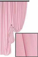 Ткань для пошива штор Хортон нежно-розовый