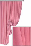 Ткань для пошива штор Хортон розовый