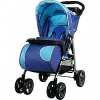 Прогулочная коляска Caretero Monaco blue