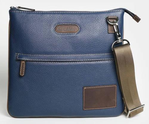 Экстравагантная мобильная сумка через плечо, кожаная ISSA HARA В9-05 (13-32)