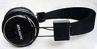 Беспроводные bluetooth наушники Atlanfa AT-7611 + FM +MP3 плеер