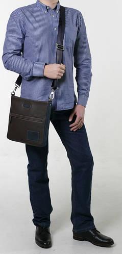 Изысканная сумка-планшетка из натуральной кожи ISSA HARA В10 (12-33)