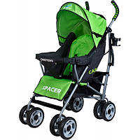 Коляска Caretero Spacer Green