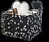 Комплект органайзеров для дома (для белья и косметики) ORGANIZE 4 шт (батерфляй), фото 2