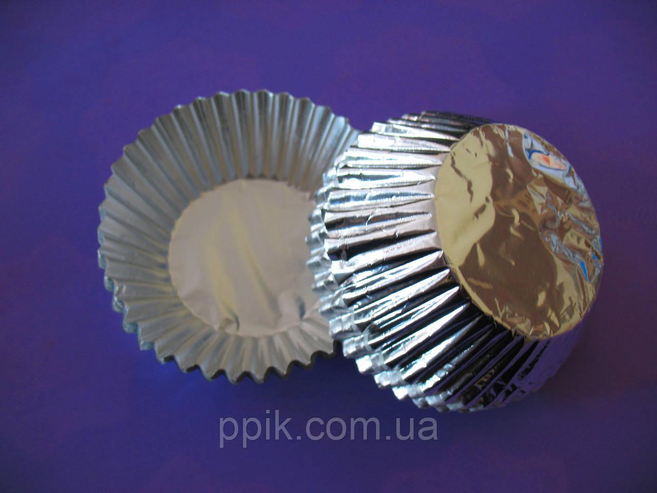 Как сделать формочки из фольги для тарталеток