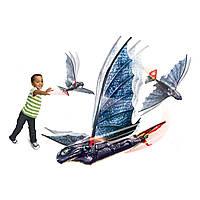 Дракон Летающий Беззубик. Как приручить Дракона. Dragons Defenders of Berk