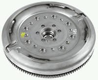 SACHS - Демпфер + комплект сцепления Skoda Octavia (Шкода Октавия) 1.6 Дизель 2009 - 2013 (2289000280)
